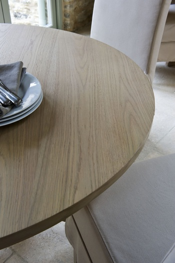 Henley 150cm Round Pedestal Table *Neptune > Tables