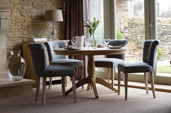 Calverston Upholstered Dining Chair *Neptune > Chairs