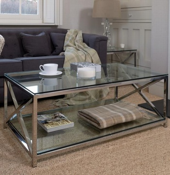 Manhattan 120 Coffee Table *Neptune > Tables