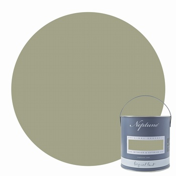 French Grey Eggshell Paint *Neptune > Paint