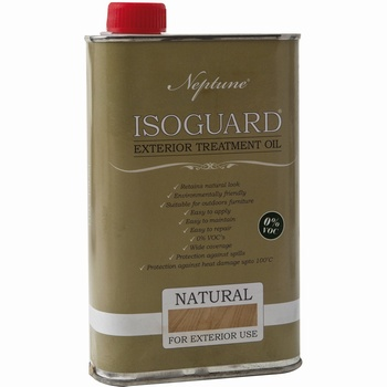 IsoGuard Natural Oak Oil 500ml *Neptune > Care & Maintenance