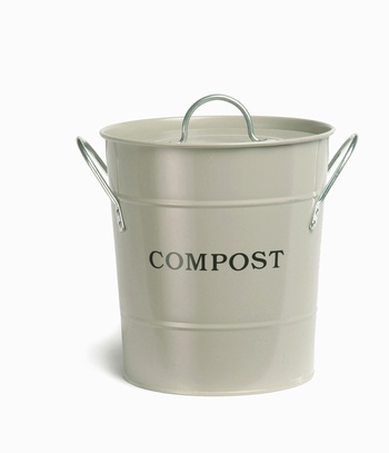 Garden Trading Compost Bucket- Clay Baytree Interiors > Kitchen