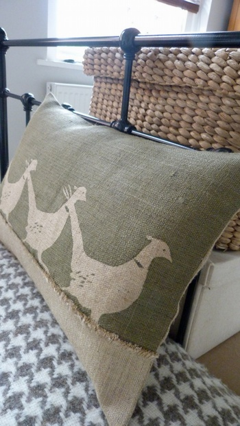 Helkat Triple Pheasant Cushion Baytree Interiors > Cushions
