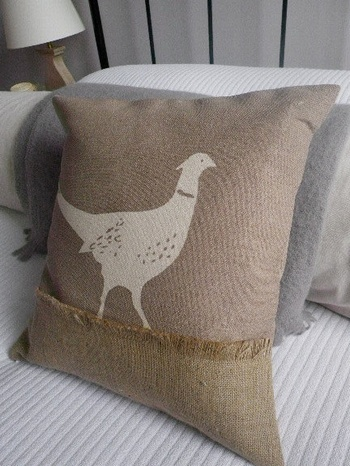 Helkat Pheasant Cushion Cover Baytree Interiors > Cushions
