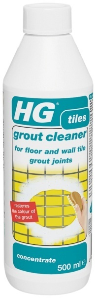 HG Grout Cleaner Care & Maintenance