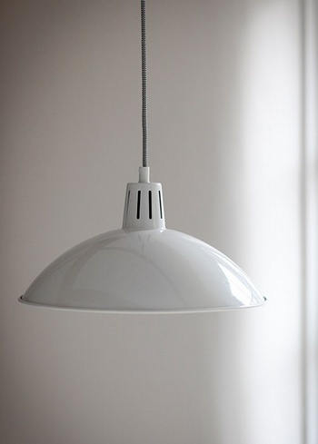 Battersea Pendant Light in Clay Baytree Interiors > Lighting