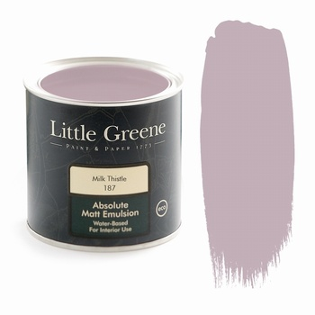 Little Greene Paint - Milk Thistle (187) Little Greene > Paint