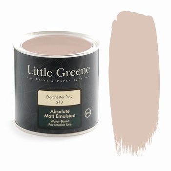Little Greene Paint - Dorchester Pink (213) Little Greene > Paint