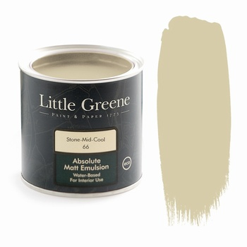 Little Greene Paint - Stone-Mid-Cool (66) Little Greene > Paint