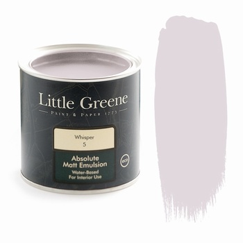 Little Greene Paint - Whisper (5) Little Greene > Paint