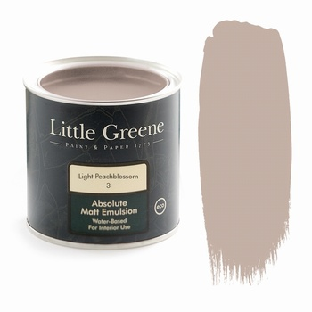 Little Greene Paint - Light Peachblossom (3) Little Greene > Paint