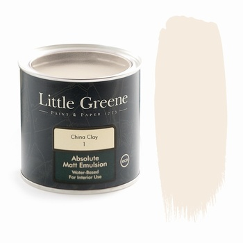 Little Greene Paint - China Clay (1) Little Greene > Paint