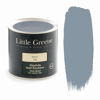 Little Greene Paint - James (108) Little Greene > Paint
