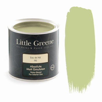 Little Greene Paint - Eau de Nil (90) Little Greene > Paint