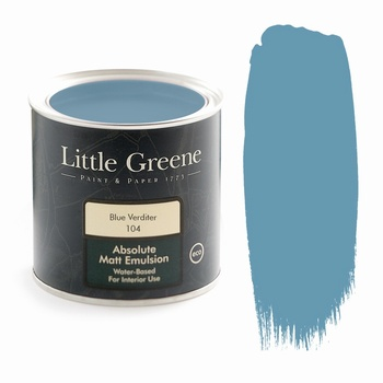 Little Greene Paint - Blue Verditer (104) Little Greene > Paint