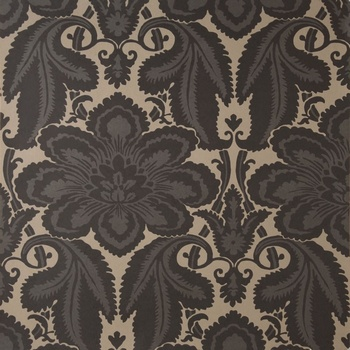 Albemarle St - Charcoal Little Greene > London Wallpapers
