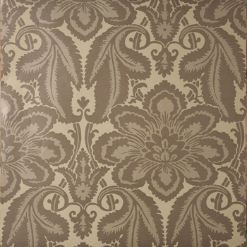 Albemarle St - Gunmetal Little Greene > London Wallpapers