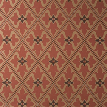 Bayham Abbey - Spanish Gold Little Greene > London Wallpapers