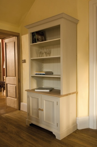 Chichester 3ft Original Bookcase *Neptune > Cupboards & Bookcases