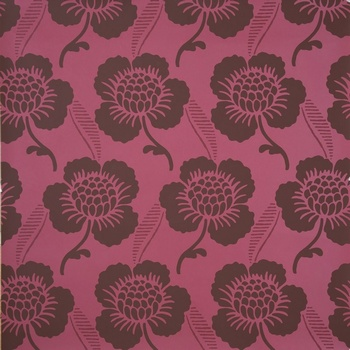 St James's Place - Cerise Little Greene > London Wallpapers
