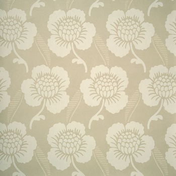St James's Place - Fawn Little Greene > London Wallpapers