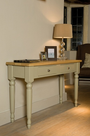 Suffolk Console Table *Neptune > Occasional Tables