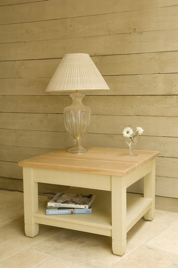 Chichester Lamp Table *Neptune > Occasional Tables