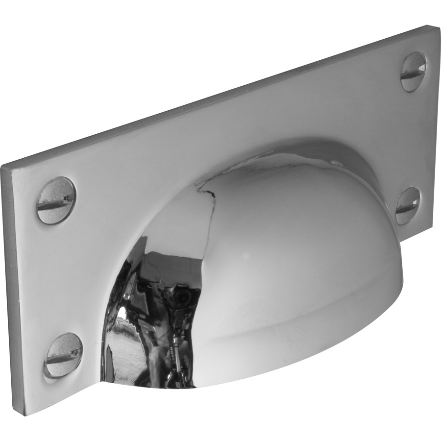 Chichester Chrome Cup Handle 163 10 00 Neptune Cabinet
