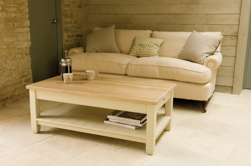 Chichester Coffee Table / TV Table £595.00 - *Neptune - Occasional ...