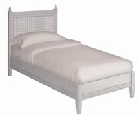 Larsson 90cm Single Bed Low Footboard