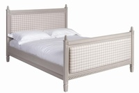 Larsson 135cm Double Bed High Footboard