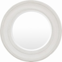 Buckingham White Mirror - 74cm