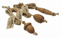 Oak Rope Light Pull - Various